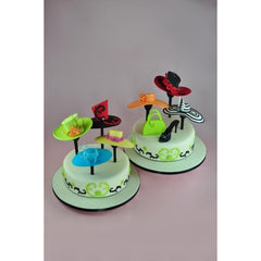 FABULOUS HATS CUTTER KIT BY STEPHEN BENNISON - Cake Decorating Supplies | Cake Supplies at Devine Deals