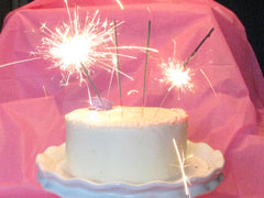 CAKE SPARKLERS - Cake Decorating Supplies | Cake Supplies at Devine Deals