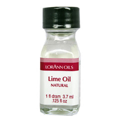 LIME OIL NATURAL FLAVOUR BY LORANN OIL - Cake Decorating Supplies | Cake Supplies at Devine Deals