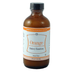 ORANGE BAKERY EMULSION, NATURAL FLAVOUR - Cake Decorating Supplies | Cake Supplies at Devine Deals