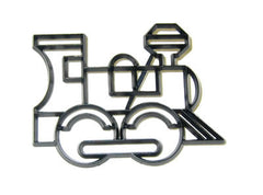 TRAIN CUTTER BY PATCHWORK CUTTERS - Cake Decorating Supplies | Cake Supplies at Devine Deals