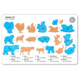 ANIMAL SET OF 10 CUTTERS BY JEM - Cake Decorating Supplies | Cake Supplies at Devine Deals