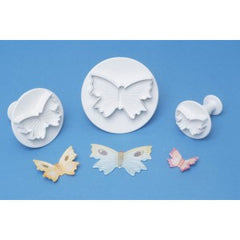 BUTTERFLY MEDIUM PLUNGER CUTTER BY PME - Cake Decorating Supplies | Cake Supplies at Devine Deals