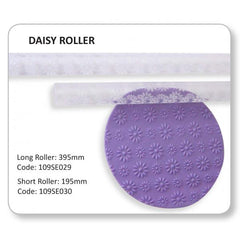 DAISY MINI TEXTURED ROLLING PIN - Cake Decorating Supplies | Cake Supplies at Devine Deals