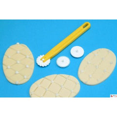 MODELLING TOOL DESIGN WHEELER - Cake Decorating Supplies | Cake Supplies at Devine Deals