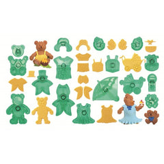 DRESS A TEDDY CUTTER SET BY JEM - Cake Decorating Supplies | Cake Supplies at Devine Deals