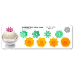 FANTASY CUTTERS FOR CUPCAKES TOPS - Cake Decorating Supplies | Cake Supplies at Devine Deals
