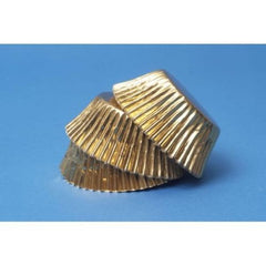 GOLD FOIL BAKING CUPS - Cake Decorating Supplies | Cake Supplies at Devine Deals