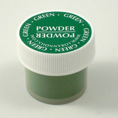 Green Powder Food Colouring - Cake Decorating Supplies | Cake Supplies at Devine Deals