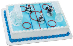 HOCKEY CANADA CAKE TOPPER BY DECOPAC - Cake Decorating Supplies | Cake Supplies at Devine Deals