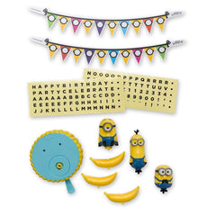 MINIONS SIGNATURE CAKE TOPPER - Cake Decorating Supplies | Cake Supplies at Devine Deals