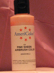 AMERIMIST, PINK SHEEN AIRBRUSH COLOUR 4.5 OZ for Cake Decorating Colour - Cake Decorating Supplies | Cake Supplies at Devine Deals