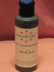 AMERIMIST, ROYAL BLUE AIRBRUSH COLOUR 4.5 OZ for Cake Decorating Colour - Cake Decorating Supplies | Cake Supplies at Devine Deals