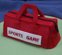 SPORTS BAG CUTTER BY STEPHEN BENNISON - Cake Decorating Supplies | Cake Supplies at Devine Deals