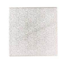 "SQUARE CAKE BOARD 6"" - Cake Decorating Supplies 