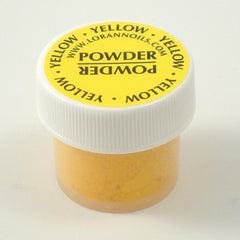 Yellow Powder Food Colouring - Cake Decorating Supplies | Cake Supplies at Devine Deals