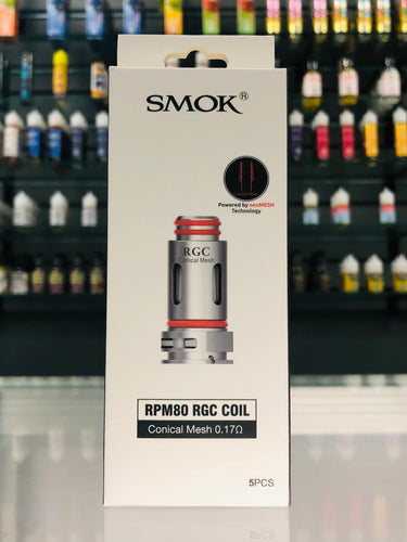 SMOK RPM80 RGC CONICAL MESH COIL