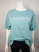 "Load image into Gallery viewer, ""Mamacita"" Tee - Aqua Blue"