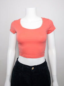 Riley Top - Coral
