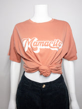 Load image into Gallery viewer, Mamacita Oversized Tee - Terracota