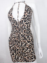 Load image into Gallery viewer, Vianey Cheetah Dress