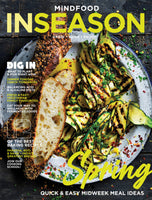 Current issue of MiNDFOOD INSEASON magazine