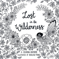 Lost in the Wilderness by Rosalind Monks