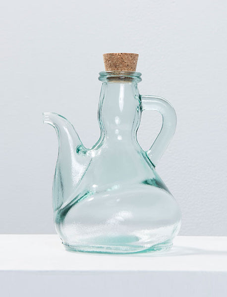 Spanish Glass Jug