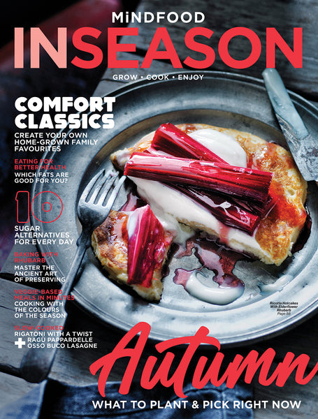 MiNDFOOD INSEASON Magazine Subscription