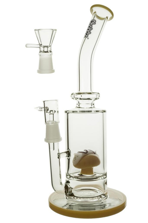 Chongz - 30cm - Joshs' Hair-Do - 2in1 Bongs SmokeOutlet