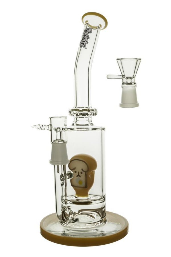 Chongz - 33cm - Lord Charles - 2in1 Bongs SmokeOutlet