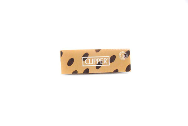 Clipper Unbleached Single Wide Rolling Papers