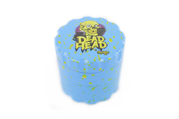 Chongz Dead Head 4 Part Metal Grinder 60mm