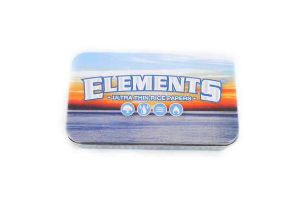 Elements King Size Tin