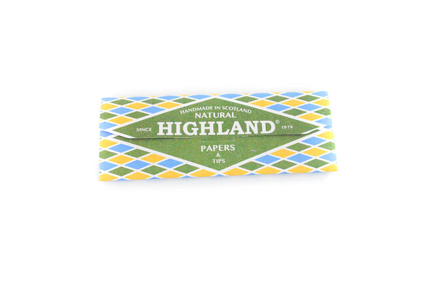 Highland Natural King Size Slim Combo