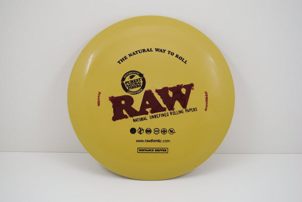 RAW Disc Golf Distance Driver SmokeOutlet