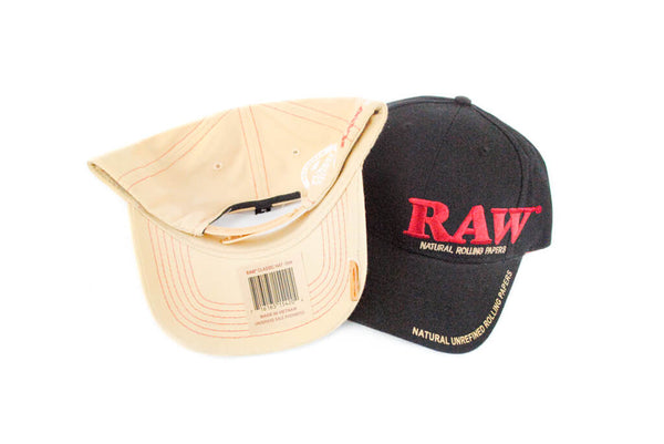 RAW Cap With Poker