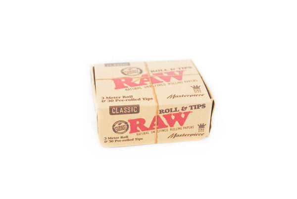 RAW Masterpiece Rolling Pack