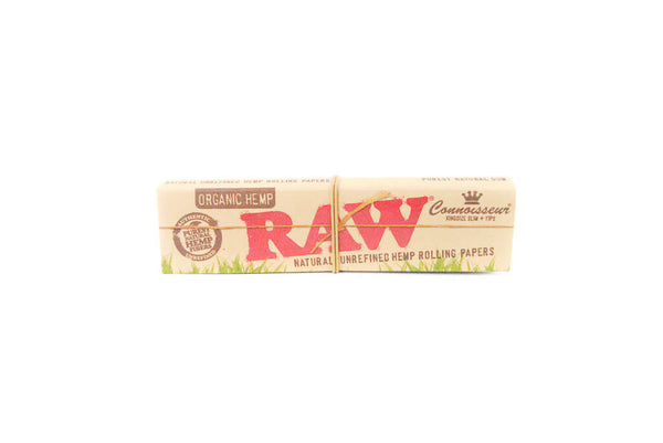 RAW Organic Connoisseur Pack King Size Slim