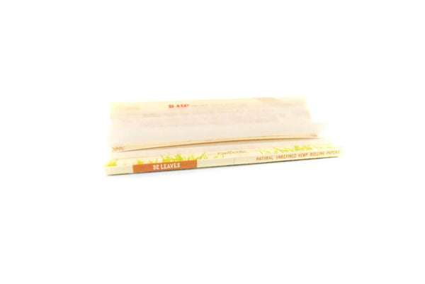 RAW Hemp Paper Sheets