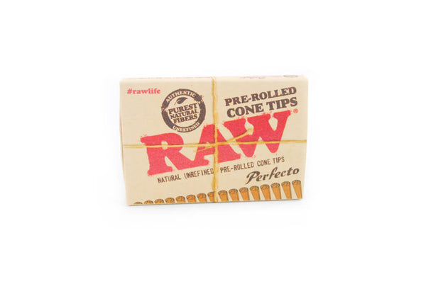 RAW Perfecto Pre Rolled Cone Tips