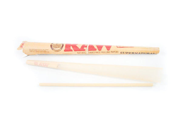 RAW Supernatural Cone (1 Pack) Pre Rolled SmokeOutlet