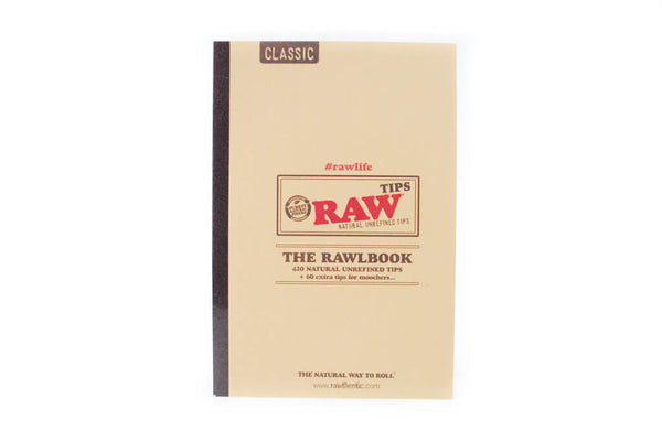 The RAWlbook Roach Tip Pad