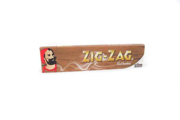 Zig Zag Unbleached Hemp King Slim