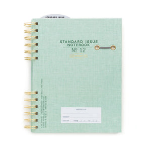 Standard Issue Notebook No.12