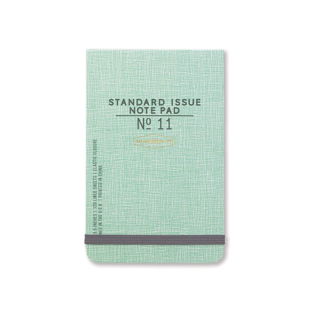 Standard Issue Notebook No.11