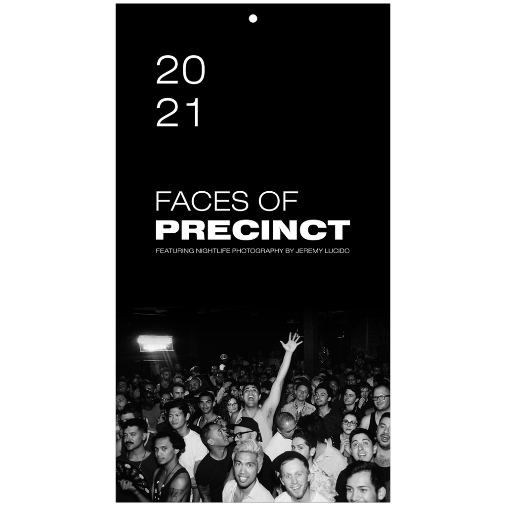Faces of Precinct 2021 Calendar