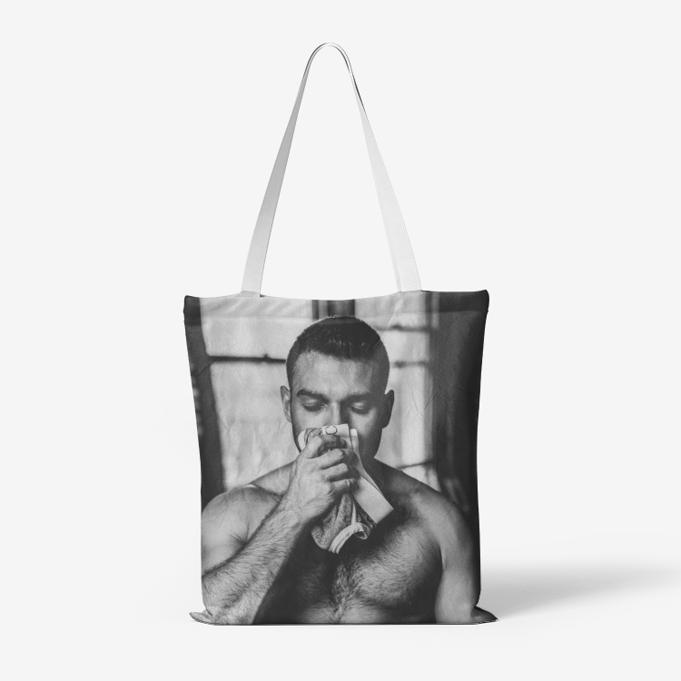 Scent of a Man Tote