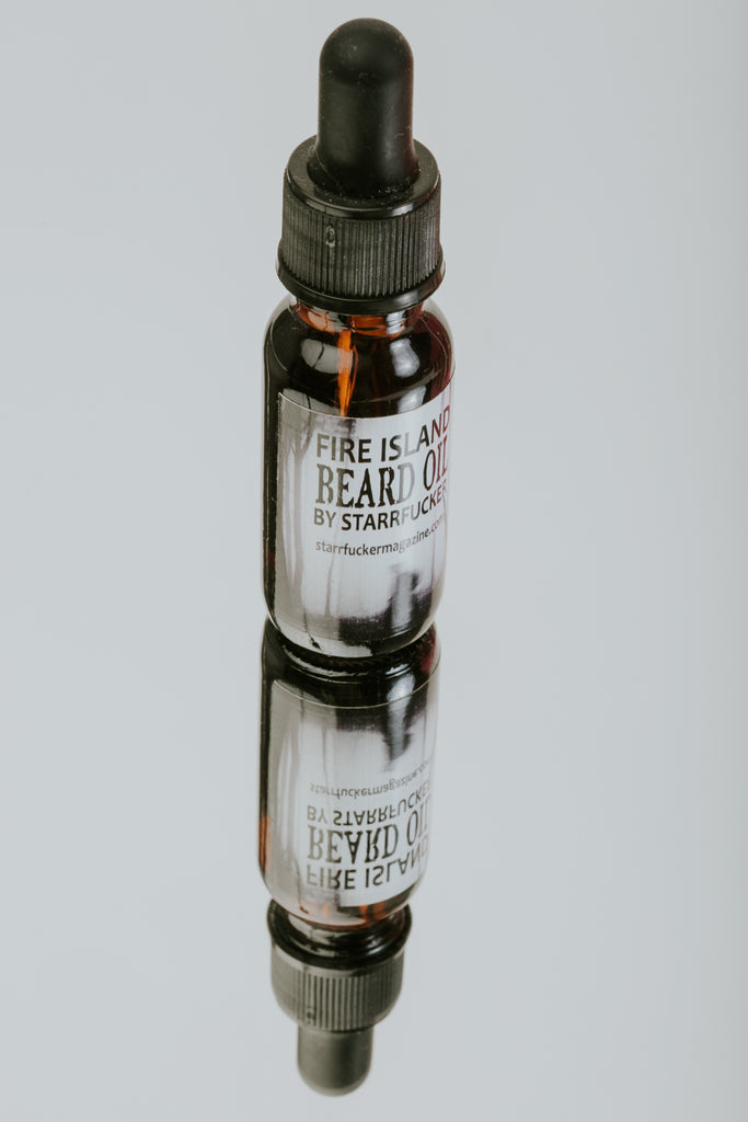 Fire Island by Starrfucker Beard Oil