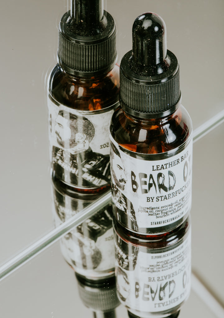 Leather Bar by Starrfucker Beard Oil